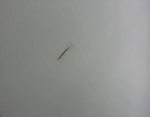 Порез натяжного потолка