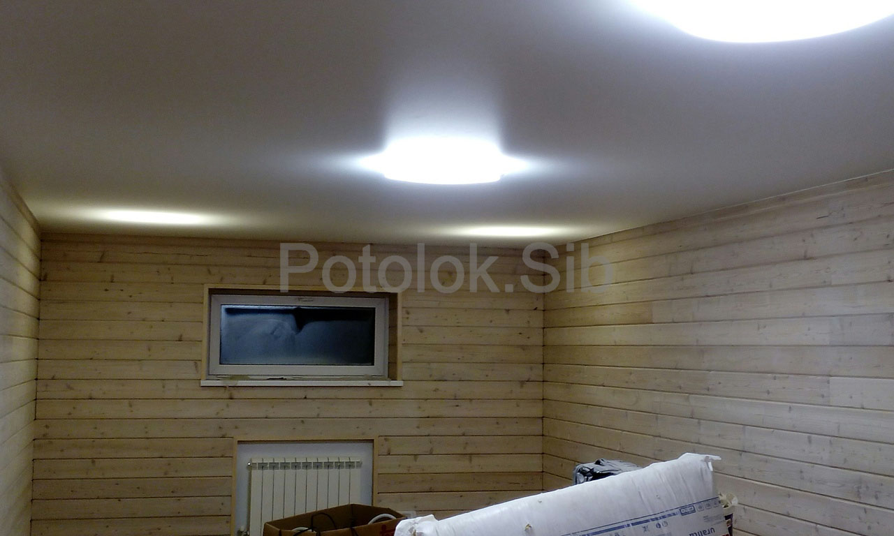 Матовый и сатиновый натяжные потолки | Зона отдыха